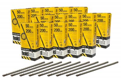 Holdfast Wall Tie Bulk Installer/Tradesman Kit